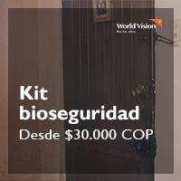 Kit básico de bioseguridad